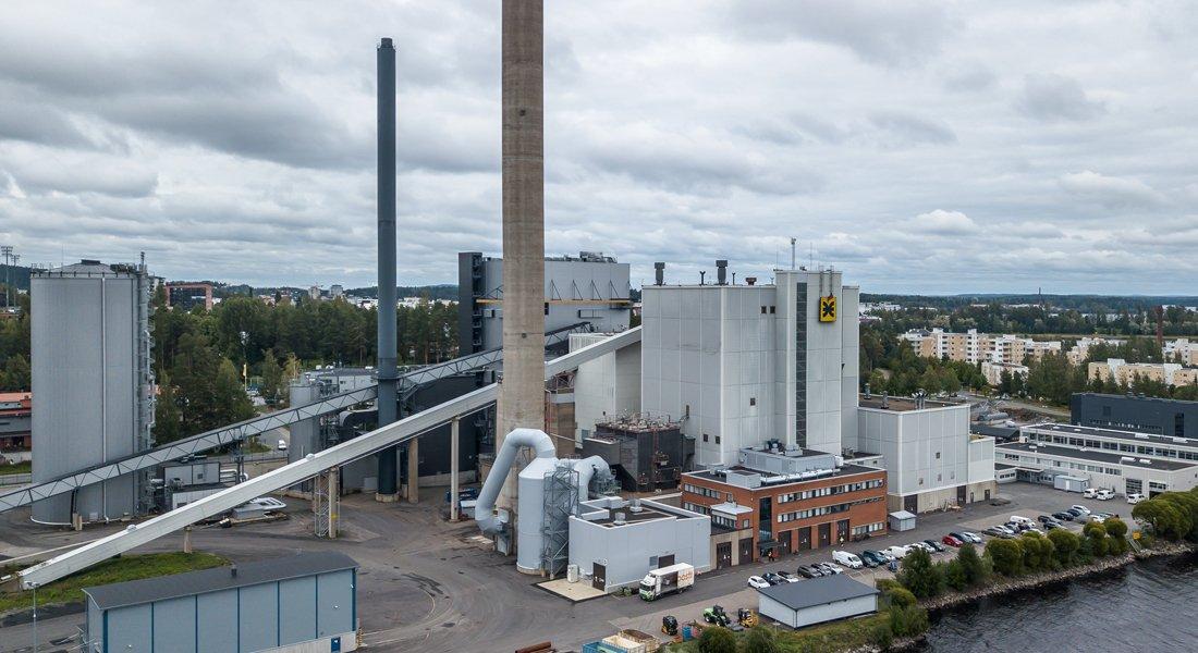 Kuopion Energia saavuttaa ilmastotavoitteensa yhdessä asiakkaiden kanssa – eroon hiilidioksidipäästöistä 2030